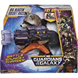 Disney Guardians of The Galaxy Big Blasting Rocket Raccoon Action Figure