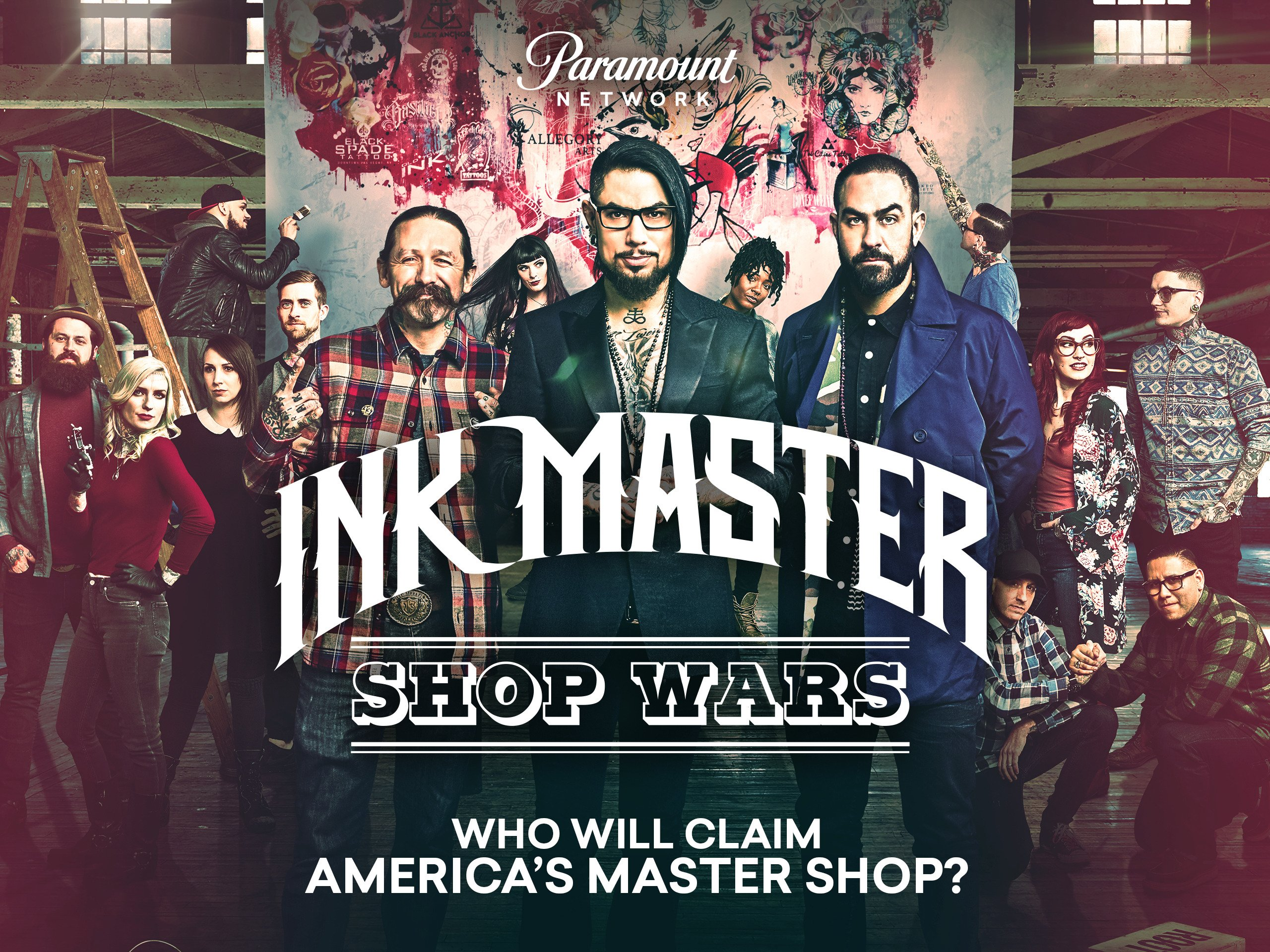 ink master season 11 episode 8 stream