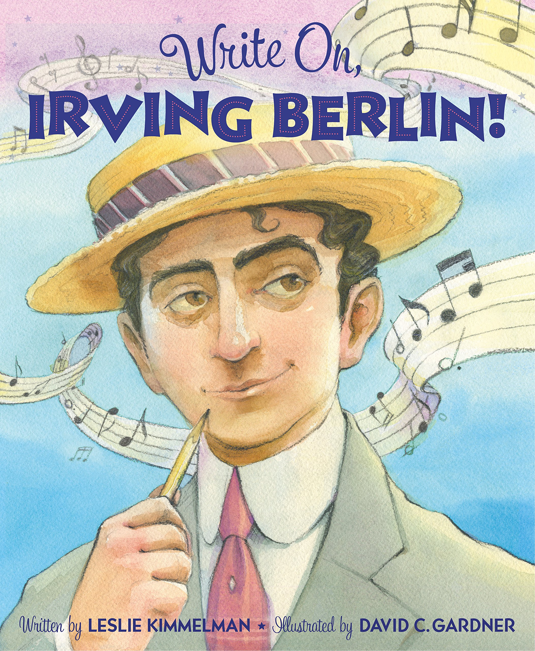 Write Irving Berlin Leslie Kimmelman product image