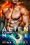 Alien Commander's Mate (Warriors of the Lathar Book 6)