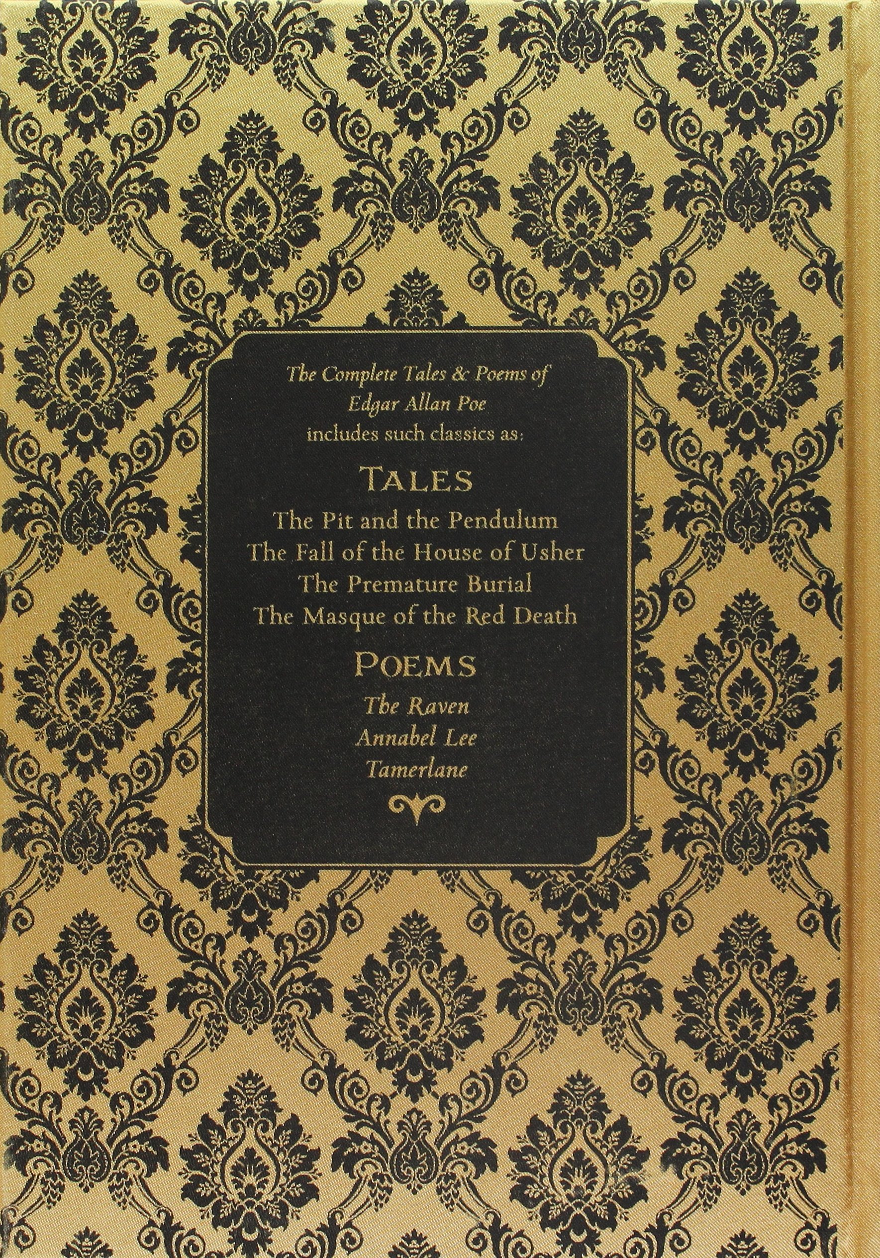 the complete tales poems of edgar allan poe amazon co uk edgar the complete tales poems of edgar allan poe amazon co uk edgar allan poe 9781937994433 books