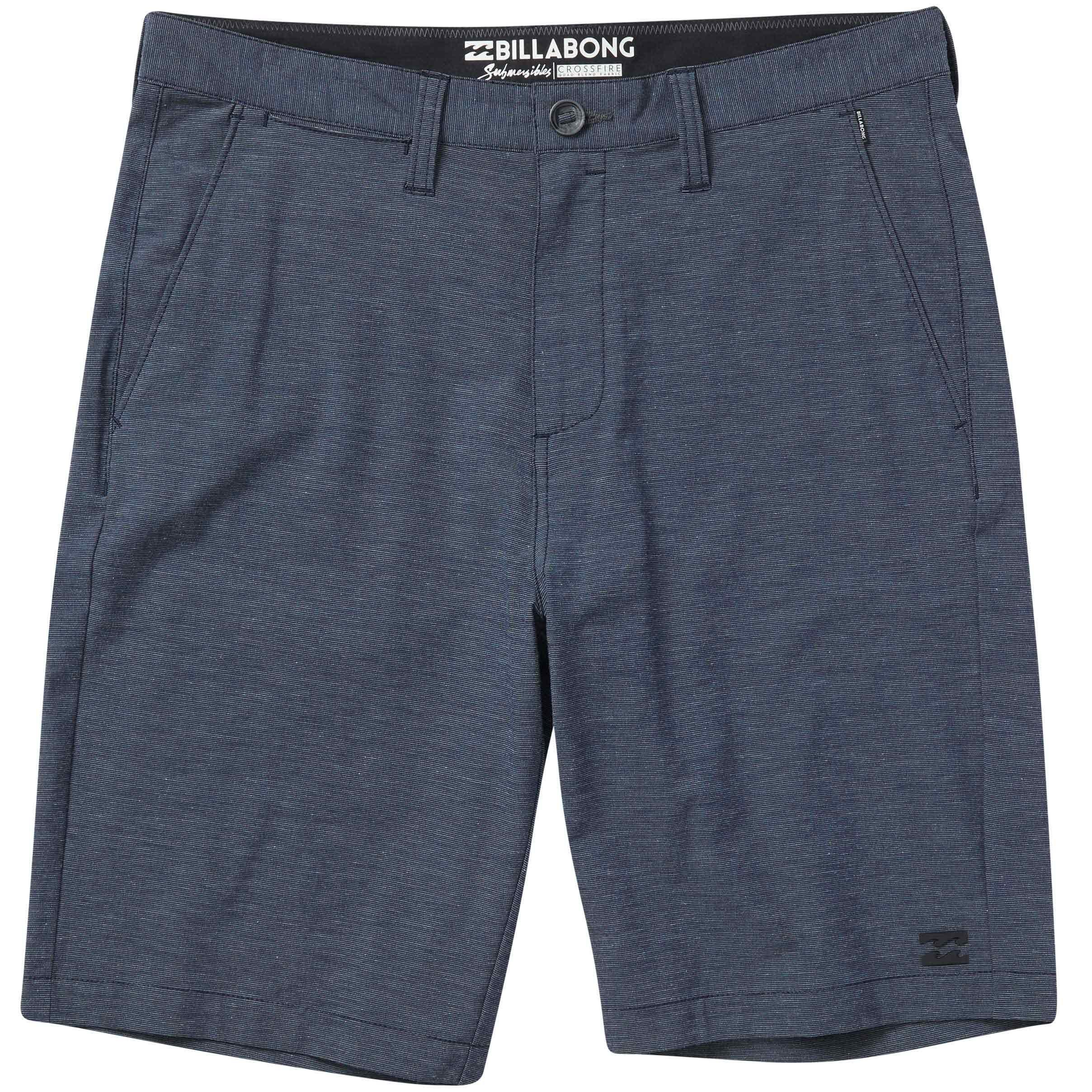 Billabong Boys' Crossfire X Shorts Navy 6L