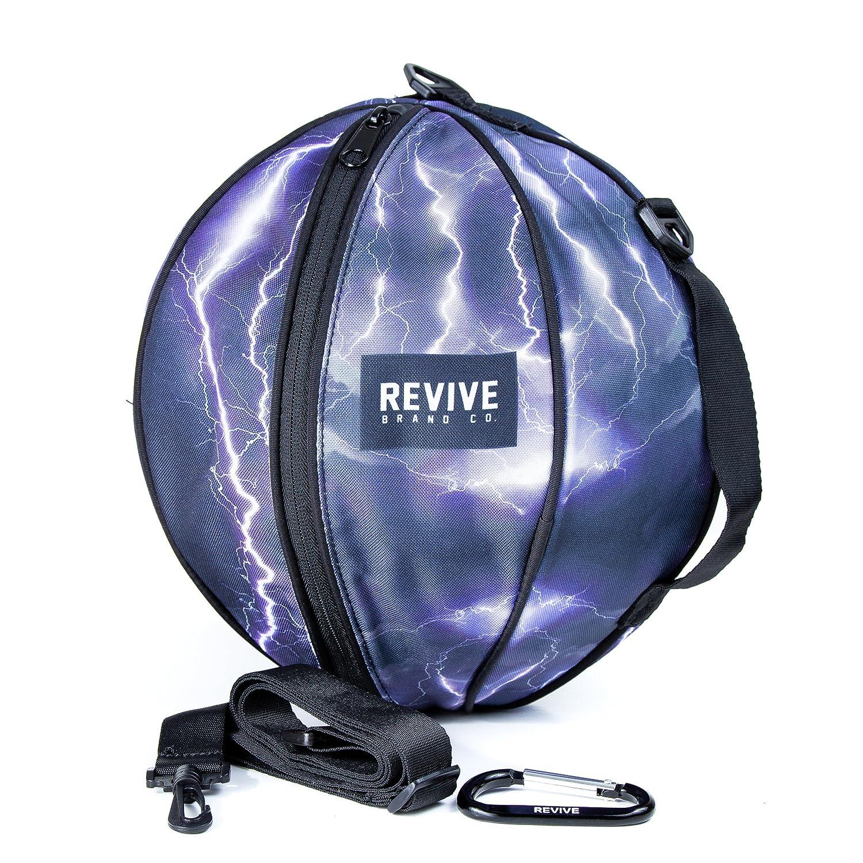 3d1afaa892f7 Revive Lightning Strike Game Bag Basketball Bag Revive Brand Co ...