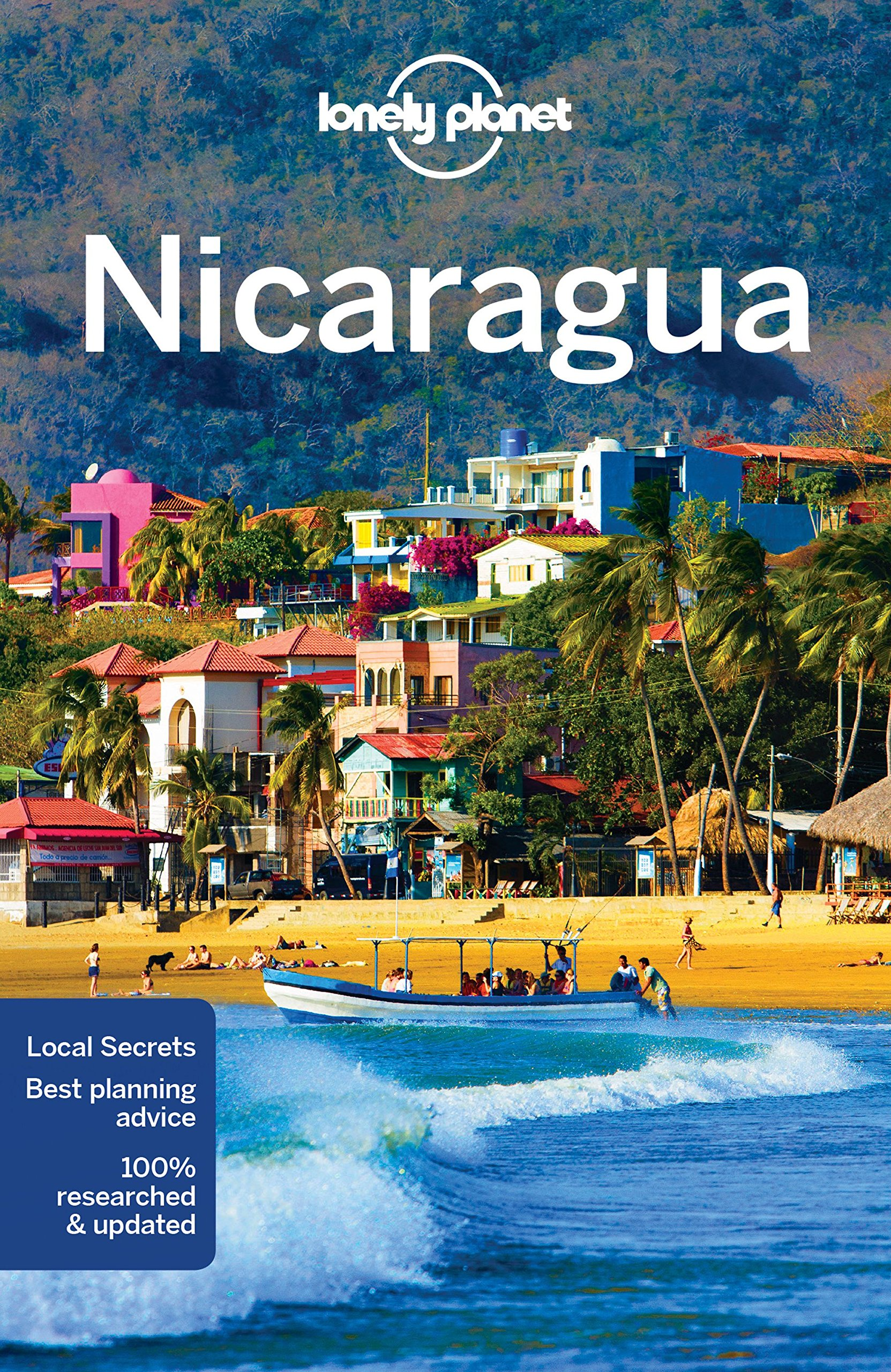 Nicaragua (Country Regional Guides)
