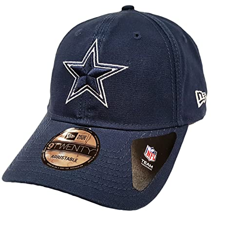 Amazon.com   New Era 9Twenty Core Shore Dallas Cowboys Navy ... 31d06756c