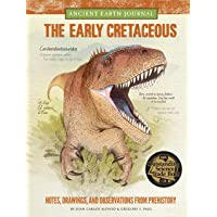 Ancient Earth Journal: The Early Cretaceous: Notes, Drawings