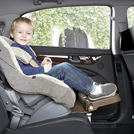 Buy [KneeGuardKids2] Car Seat Footrest, Booster Seat Footrest (Grey ...