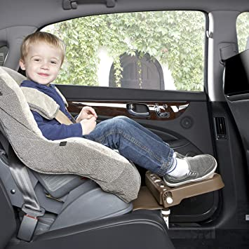 Amazon.com : [KneeGuardKids2] Car Seat Footrest, Booster Seat ...
