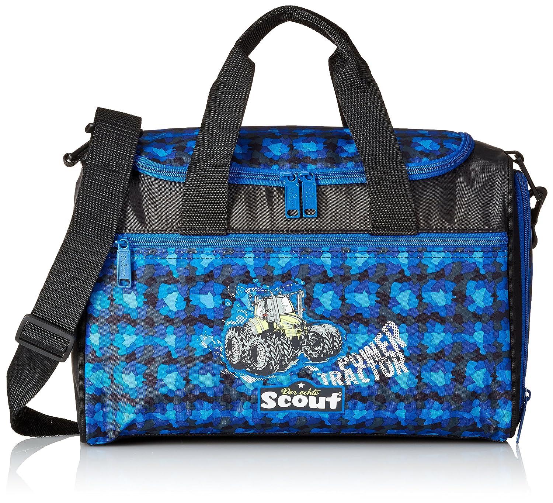 Scout Juego de bolsos escolares, azul/negro (Azul) - 79700094100