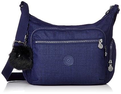800370c886 Kipling Gabbie Cotton Indigo: Amazon.co.uk: Luggage