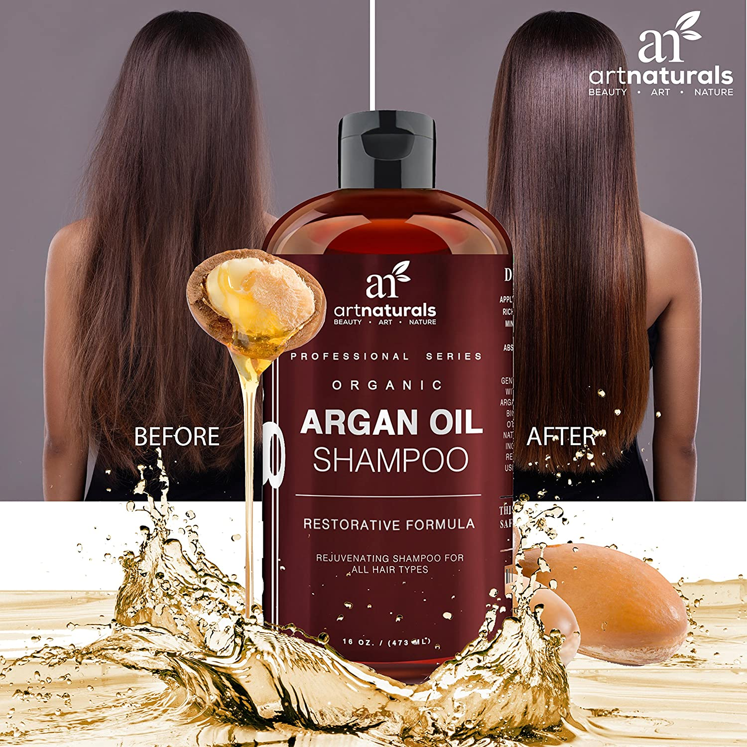 Anti Aging Hair Care Products