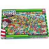Paul Lamond Where's Wally Jurassic Puzzle (100-Piece)