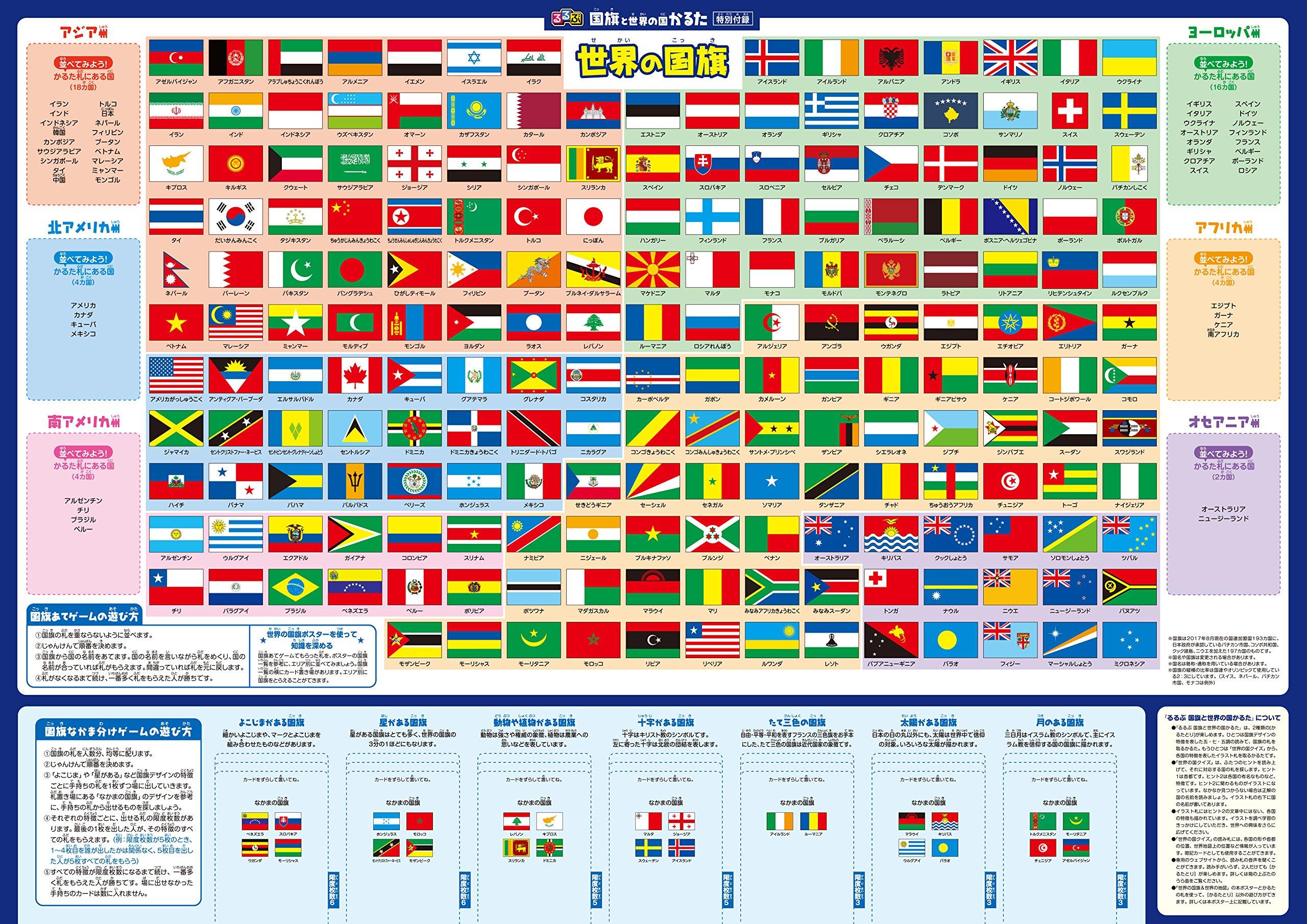 一覧 表 の 国 世界