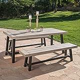 Amazon Com Best Choice Products 3 Piece Acacia Wood
