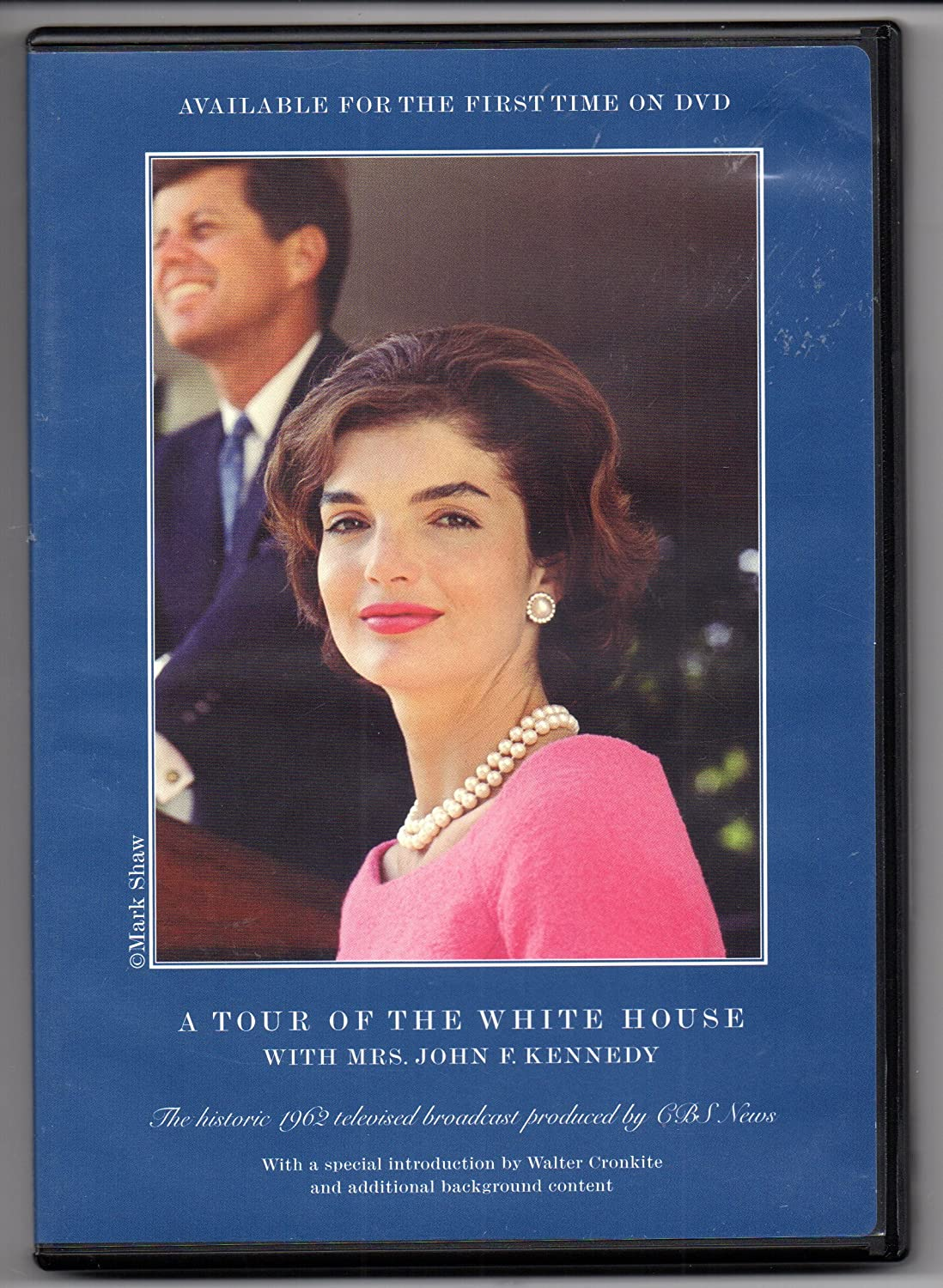Amazon: A Tour Of The White House With Mrs John F Kennedy: Jacqueline  Kennedy, Perry Wolff, Walter Cronkite: Movies & Tv