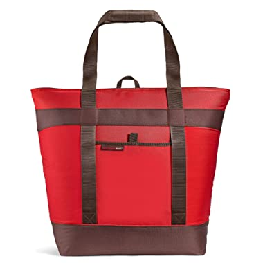 Rachael Ray 5061RR1608 Jumbo ChillOut Thermal Tote, Red