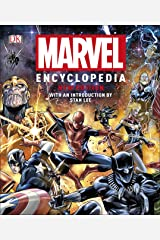 Marvel Encyclopedia New Edition Hardcover