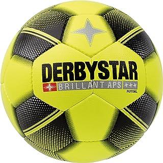 Derbystar Brillant APS Futsal, Jaune, Noir et Argent, Adulte 4 DERAK|#Derbystar 1099400592