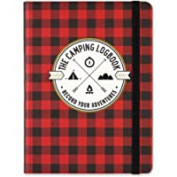 The Camping Logbook: Record Your Adventures