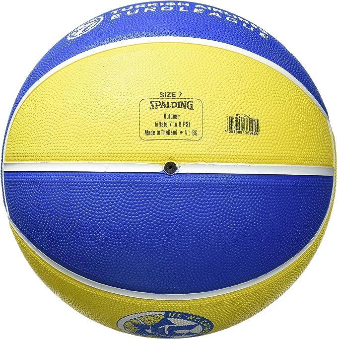 Spalding EL Team MACCABI Tel AVIV SZ.7 (83-101Z) Balones de ...