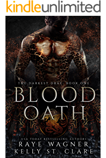 Blood Oath (The Darkest Drae Book 1) (English Edition)