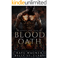 Blood Oath (The Darkest Drae Book 1) book cover