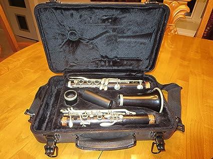 Wind & Woodwind Clarinets Noblet B Flat Clarinet