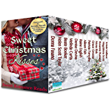 Sweet Christmas Kisses: A Boxed Set of 13 Sweet Holiday Romances