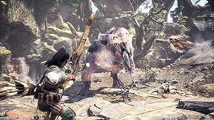 Monster Hunter World (Exclusive Horizon Zero Dawn Content): Amazon ...