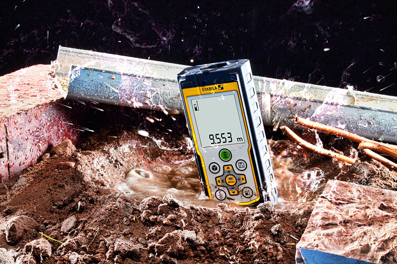 Laser Entfernungsmesser Mit Fernbedienung : Stabila laserentfernungsmesser amazon baumarkt
