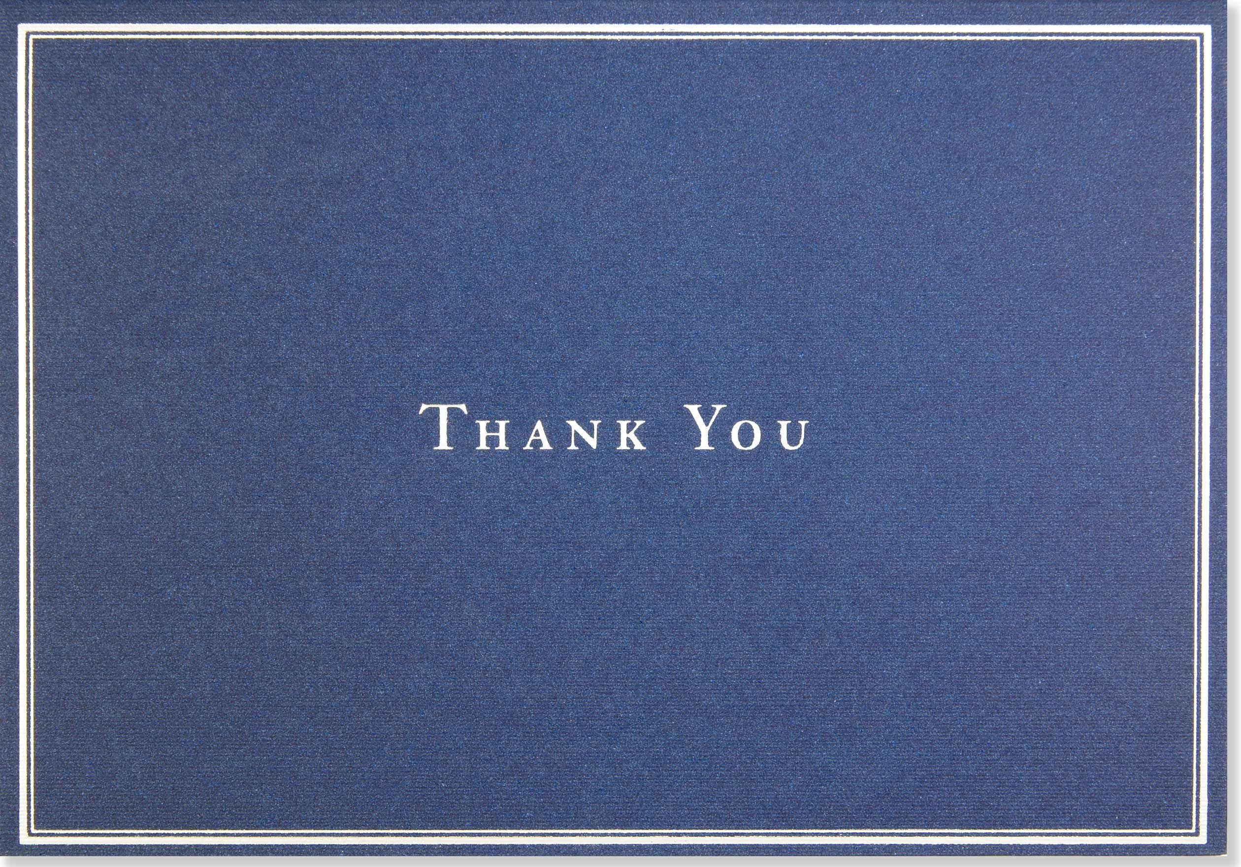 Thank Notes Stationery Cards Boxed product image