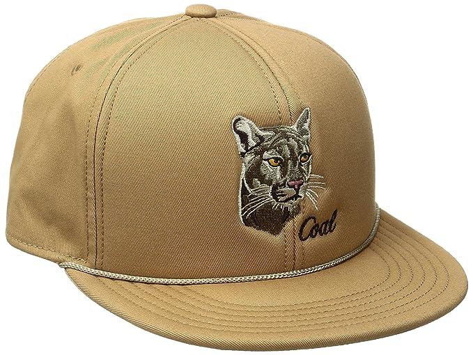 dd435993e2a Coal Men s The Wilderness Hat Adjustable Snapback Cap