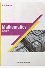 Mathematics for Class 9 by R D Sharma (2018-19 Session) Paperback