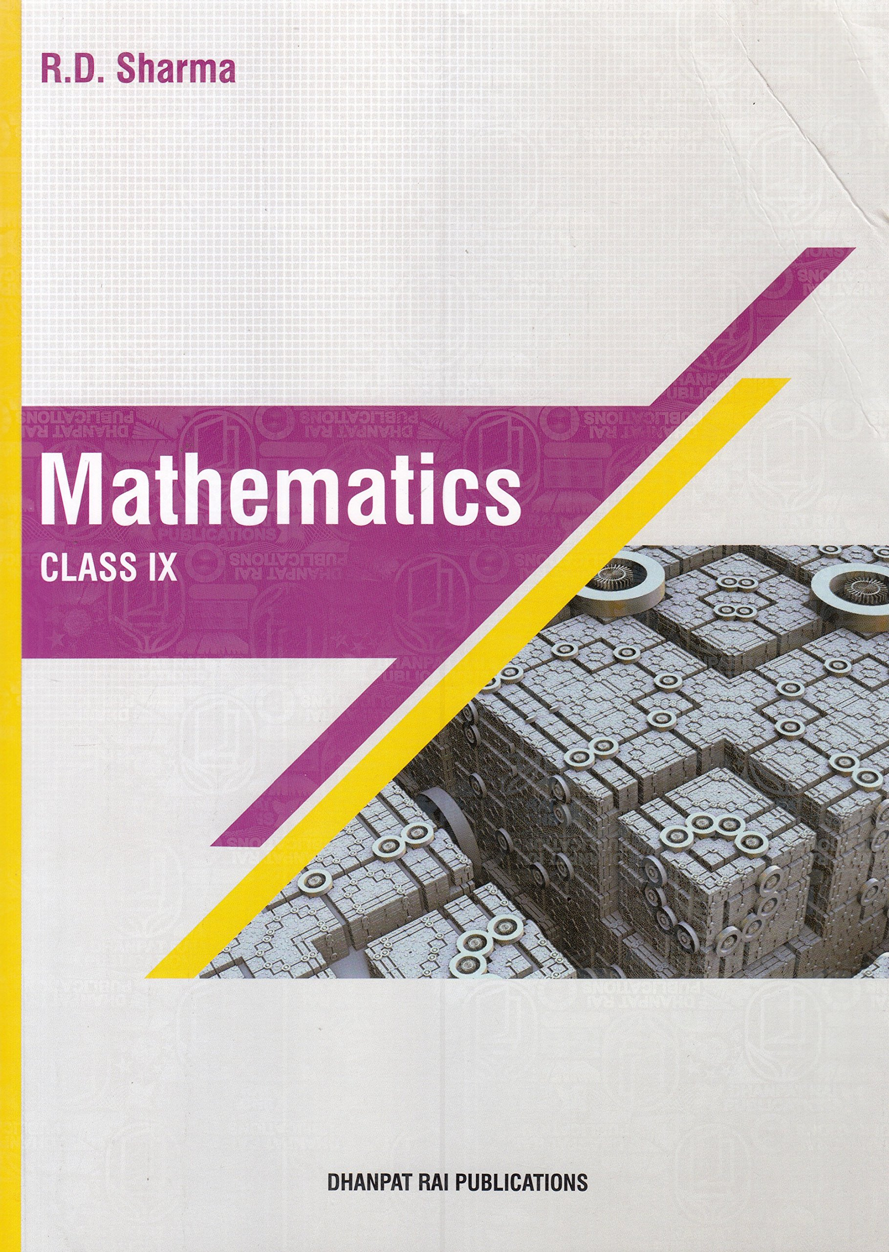 Rd Sharma Class 9 Solution Book