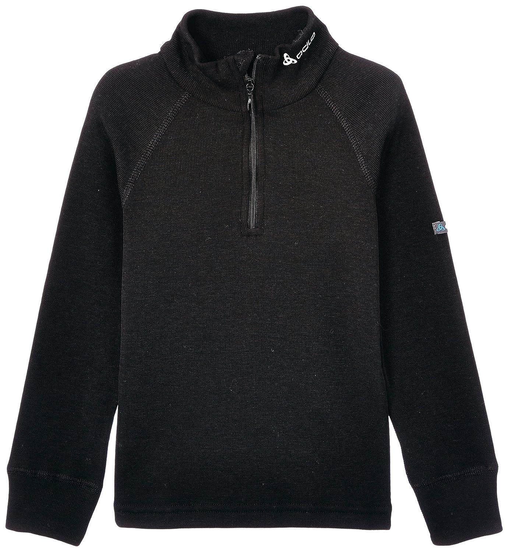 Odlo bambini Shirt L/S, collo alto 1/2Zip Warm Canottiere Intime lg. Arm Ki ODLOA|#Odlo Originals Warm
