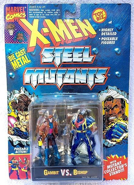 X-Men Action Figure OMGEGA RED Diecast Metal Mini TOY BIZ