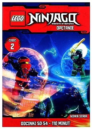 Amazoncom Lego Ninjago Dvd Import No English Version Alex