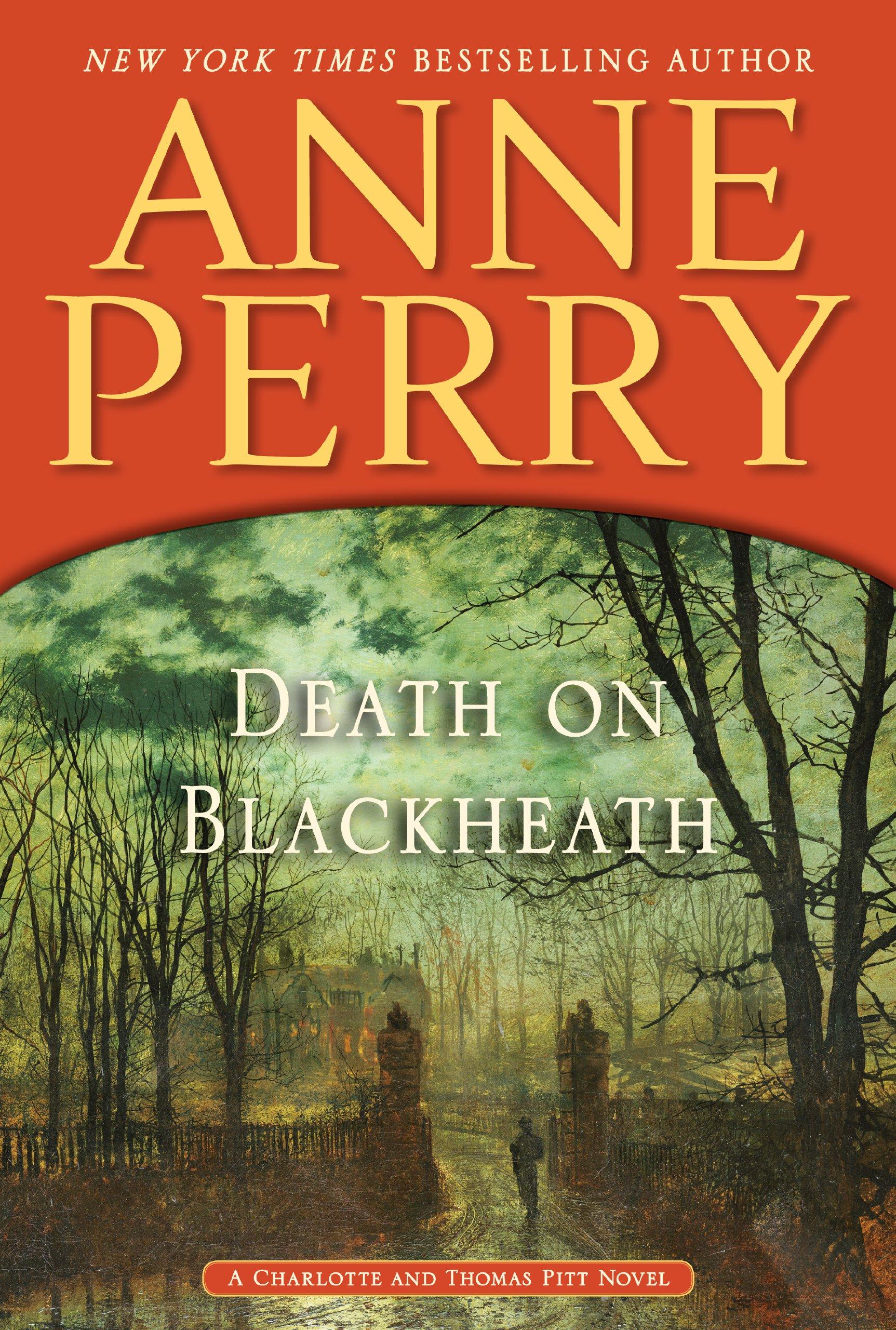 Death On Blackheath (Thorndike Press Large Print Basic: Charlotte and Thomas Pitt) pdf epub