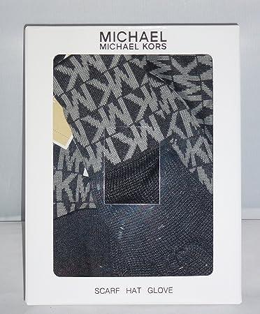 4088cf3f28a Amazon.com   Michael Kors Women s MK Logo Gift Box Winter ...