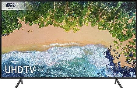 Samsung Ue55nu7100 55 Pulgadas 4k Ultra HD HDR Certificado Smart TV: Amazon.es: Electrónica