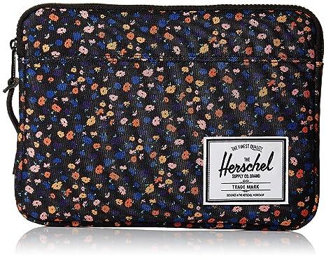 Herschel Anchor Sleeve iPad Air Black Floral Pink Floral aTm7J4I