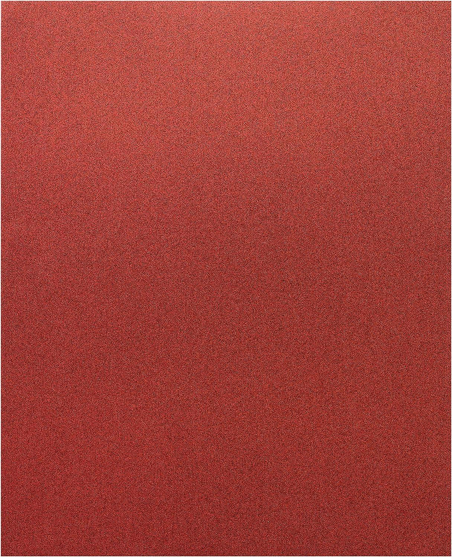 Bosch Professional 2608621592 Papel de Lija C420 est/ándar Pintura Madera y Color, 230 x 280 mm, Grano G60, Accesorios