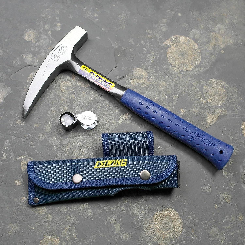 Estwing Pickhammer mit Ledergriff H 108