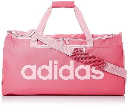 adidas Linear Core Duffel Sporttasche Reisetasche Trainingstasche 75,5 Liter