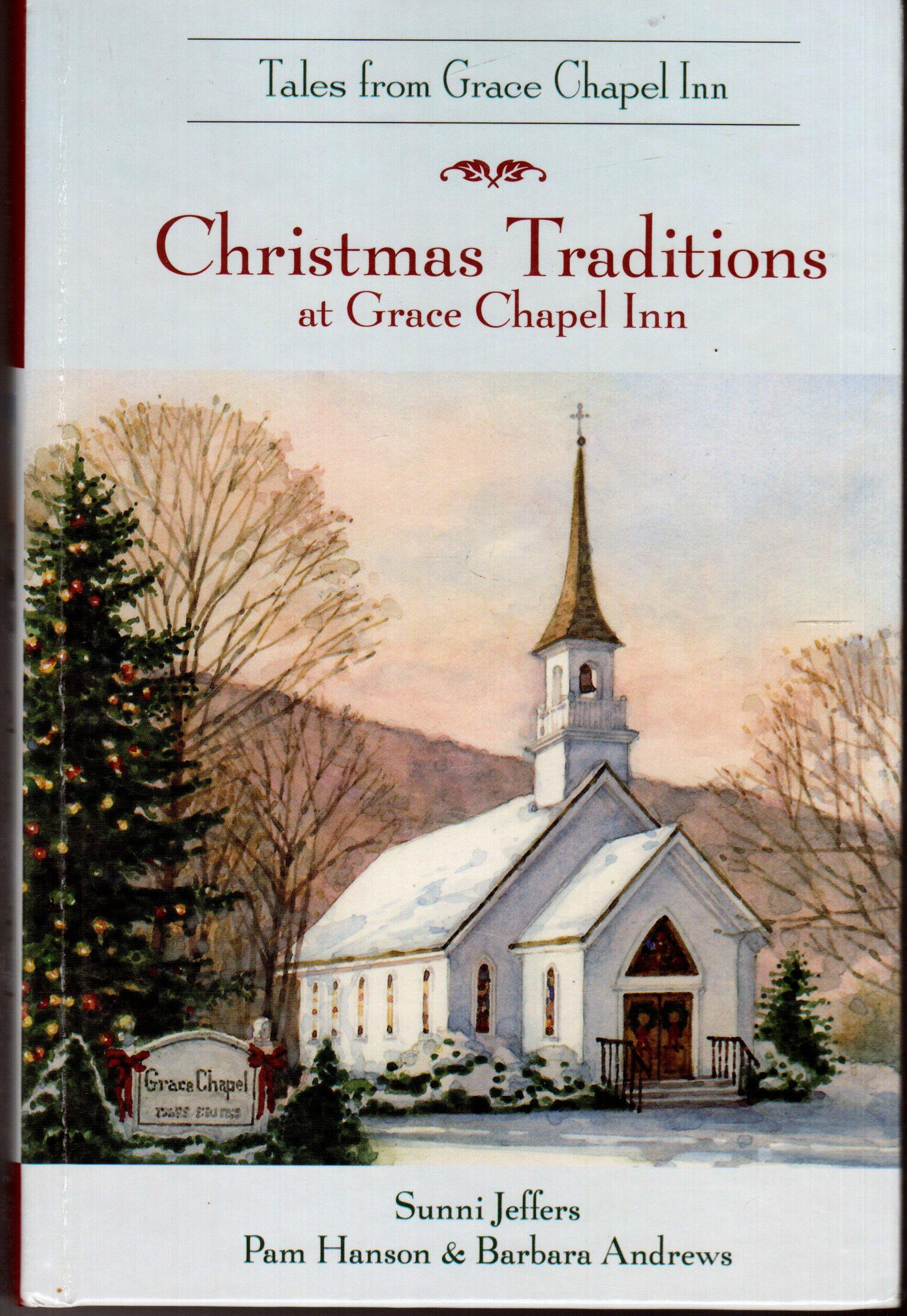 Christmas Traditions at Grace Chapel Inn pdf