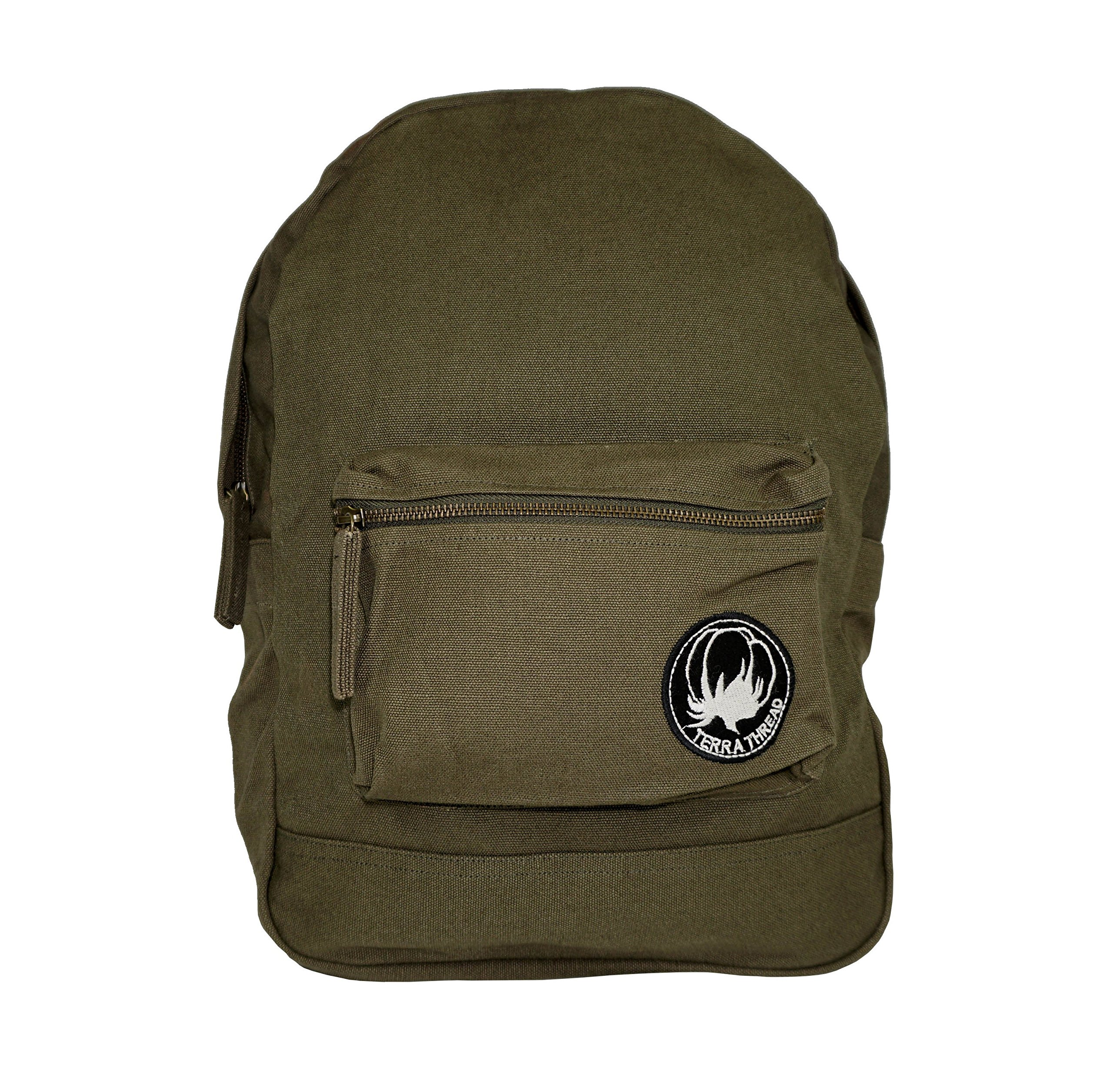 Ethically sourced backpack for men & women. Certified organic cotton. Fairtrade.