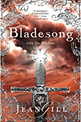 Bladesong: 1151 in the Holy Land (The Troubadours Quartet Book 2) Kindle Edition