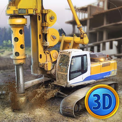 City Construction Trucks Simulator (Pump Town)