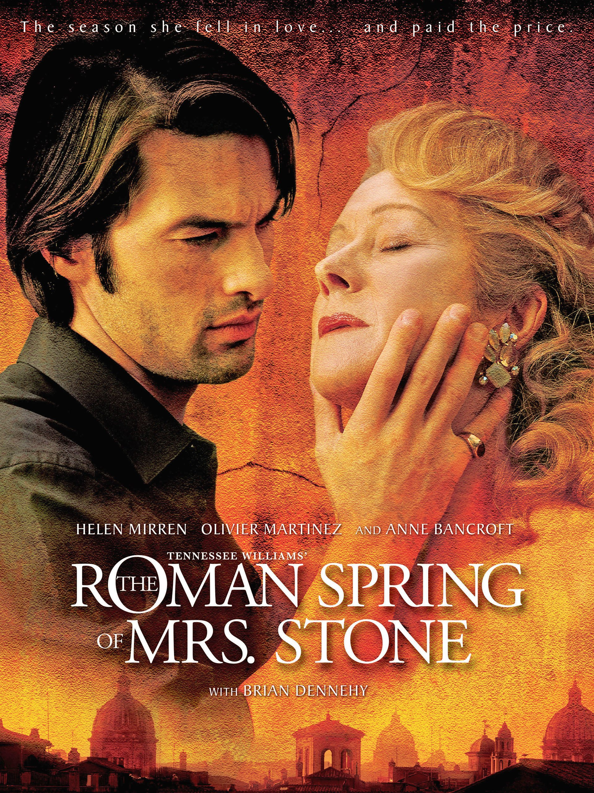 Download image 1700s woman portrait pc android iphone and ipad - Tennessee Williams The Roman Spring Of Mrs Stone