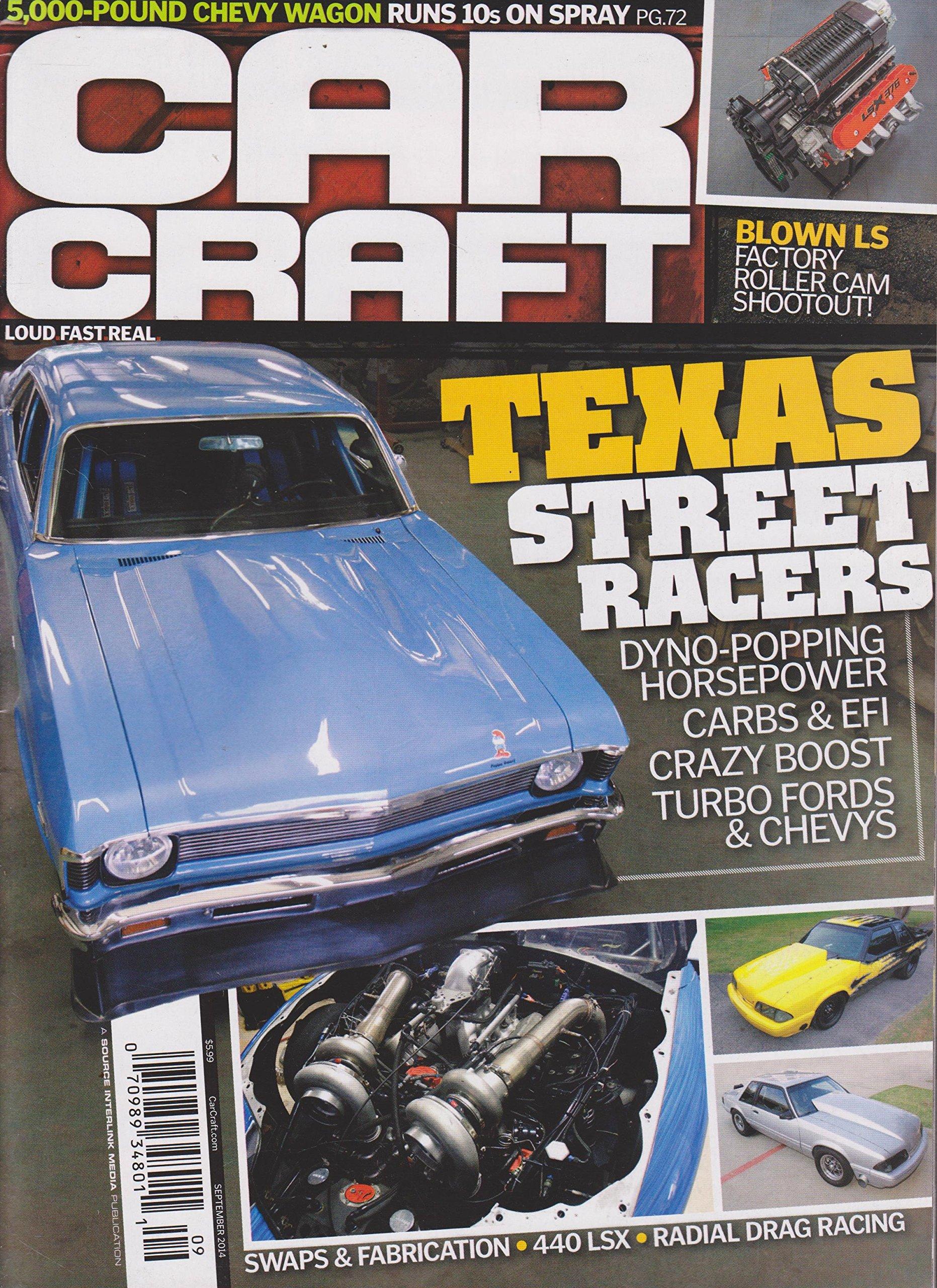 Download Car Craft Magazine September 2014 pdf epub